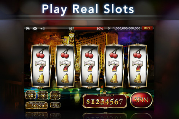 free slots games real money