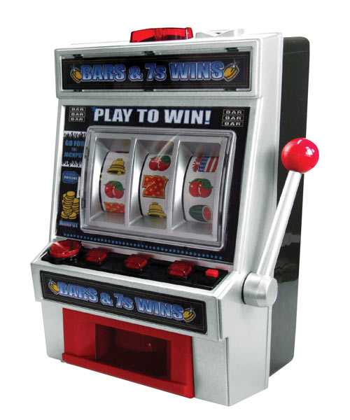 HOW TO WIN AT SLOT MACHINES?